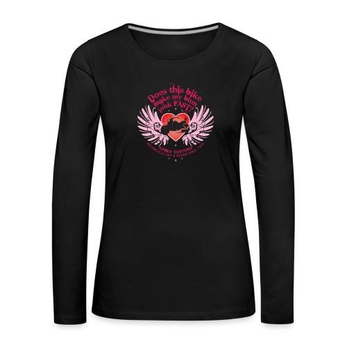 Kabes Fast Bum T-Shirt - Women's Premium Longsleeve Shirt