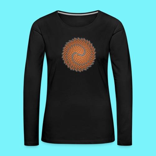 Wallflower - Women's Premium Longsleeve Shirt