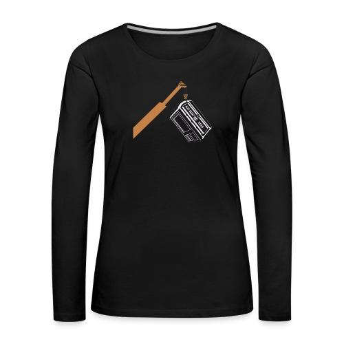 AKUB - Frauen Premium Langarmshirt