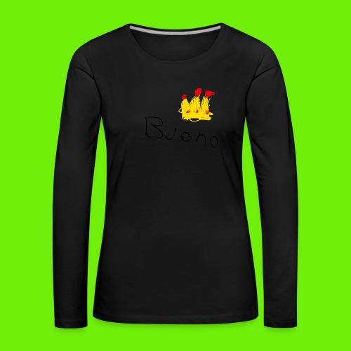 King Bueno Classic Merch - Women's Premium Longsleeve Shirt