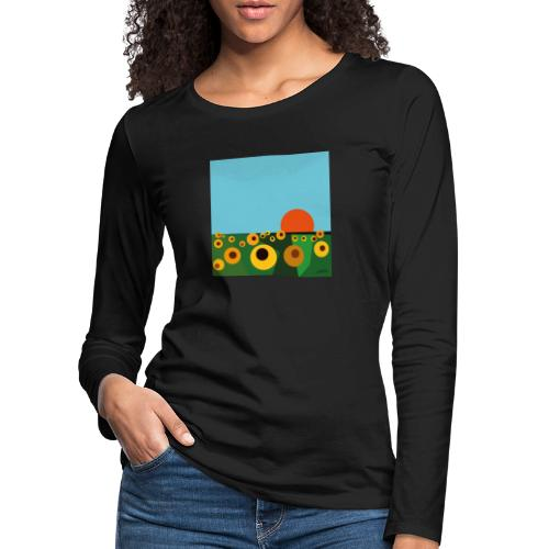 Sunflower - Women's Premium Longsleeve Shirt