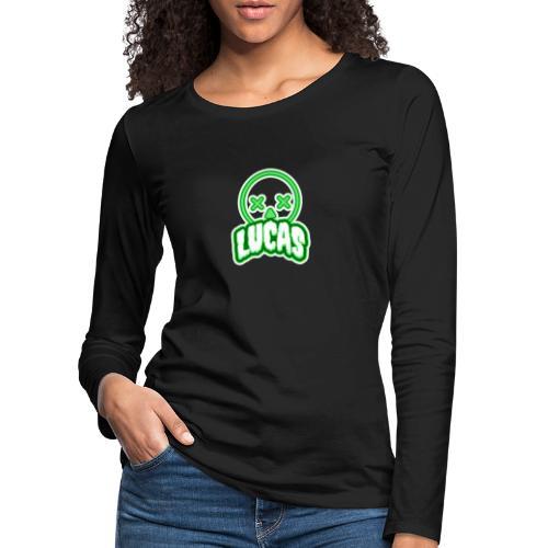 Lucas (Horror) - Vrouwen Premium shirt met lange mouwen
