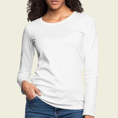 De Lutter buk - Vrouwen Premium shirt met lange mouwen