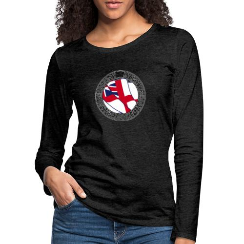 Hands to Harbour Stations (DC) - Women's Premium Longsleeve Shirt