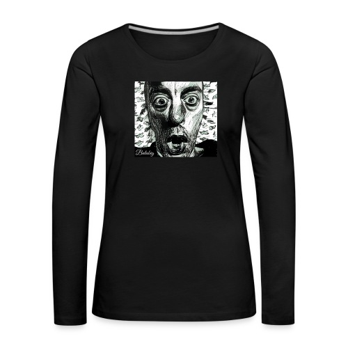 No fear - Maglietta Premium a manica lunga da donna