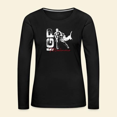 IGP Malinois - Frauen Premium Langarmshirt