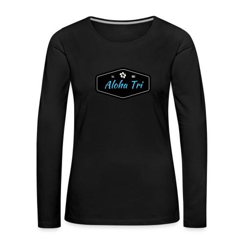 Aloha Tri Ltd. - Women's Premium Longsleeve Shirt