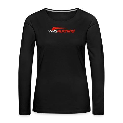 TIENDA VIVA RUNNING - Camiseta de manga larga premium mujer