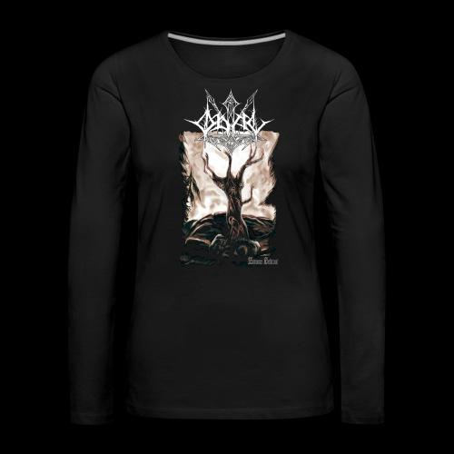 Odal ZH png - Frauen Premium Langarmshirt