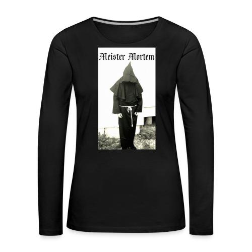 Die schwarzen Priester - Frauen Premium Langarmshirt