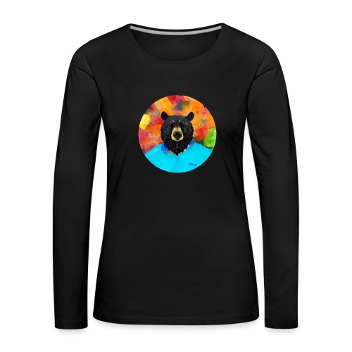 Bear Necessities - Women's Premium Longsleeve Shirt