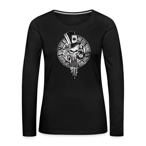 Kabes Heaven & Hell T-Shirt - Women's Premium Longsleeve Shirt