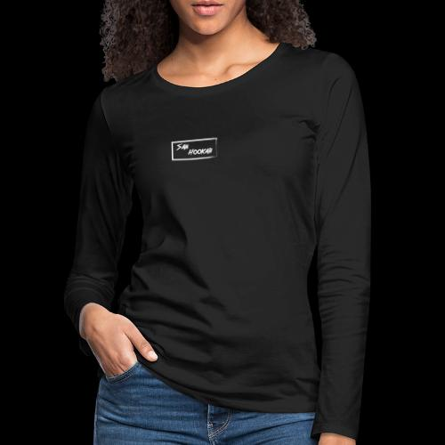 Design 2 - Frauen Premium Langarmshirt