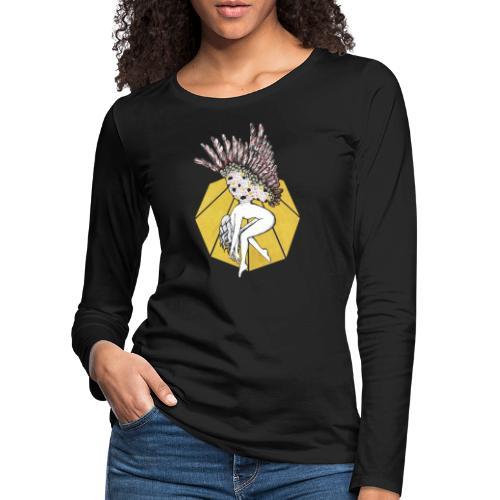 Saudade - Frauen Premium Langarmshirt