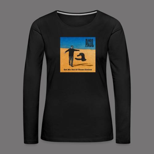 Mr Paul EP Design - Women's Premium Longsleeve Shirt