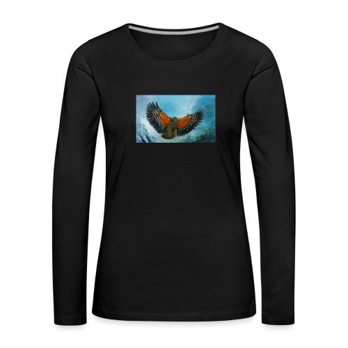 123supersurge - Women's Premium Longsleeve Shirt