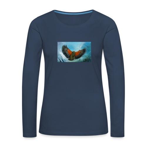123supersurge - Women's Premium Longsleeve Shirt