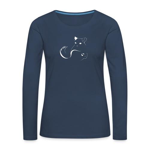 unnamed png - Naisten premium pitkähihainen t-paita