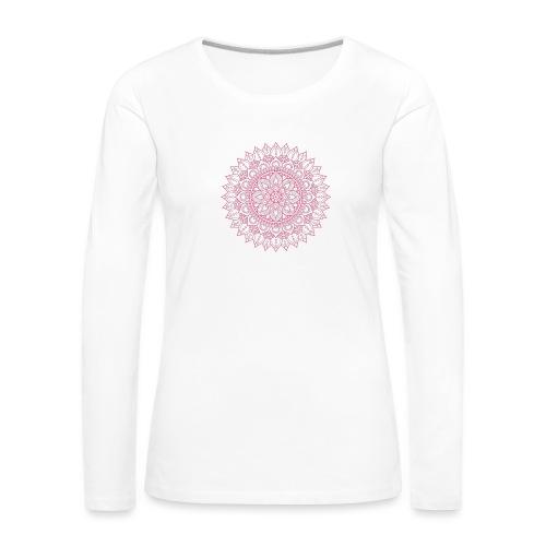 Mandala - Women's Premium Longsleeve Shirt
