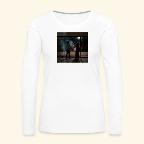 Mum look at me, I'm really okay. - T-shirt manches longues Premium Femme