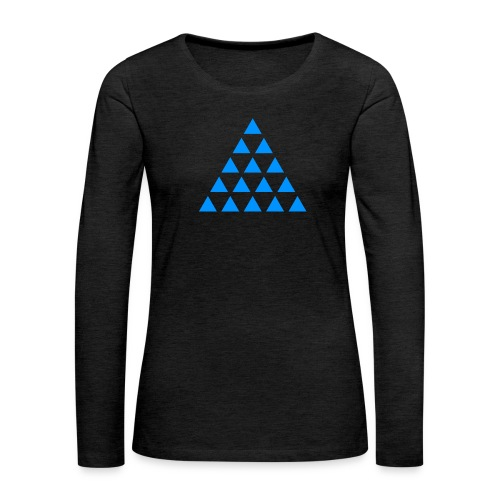 Precision Apparel - Women's Premium Longsleeve Shirt