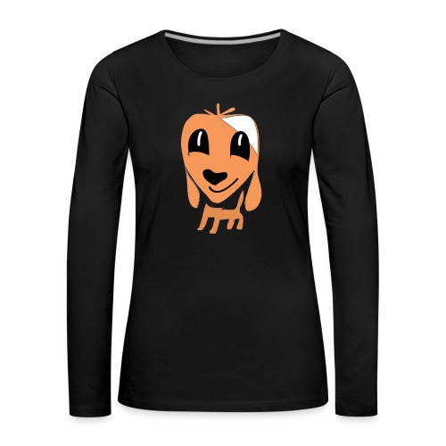 Hundefreund - Women's Premium Longsleeve Shirt