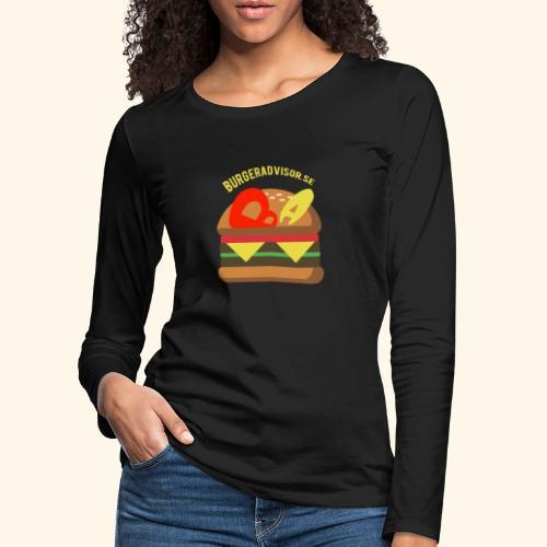 BA logolink200dpi - Women's Premium Longsleeve Shirt