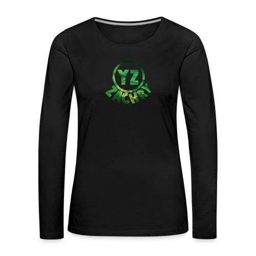 YZ-Mok - Vrouwen Premium shirt met lange mouwen