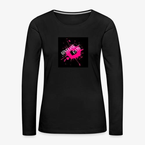 DemoTrial - Frauen Premium Langarmshirt
