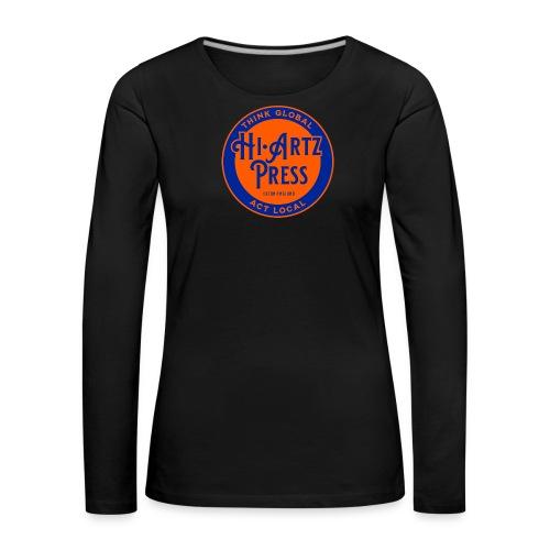 haplogoltfc - Women's Premium Longsleeve Shirt