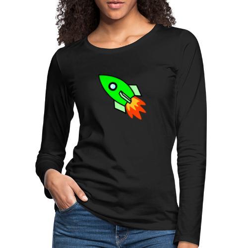 neon green - Women's Premium Longsleeve Shirt