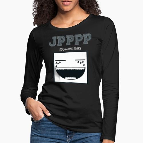 JPPPP For Ever - T-shirt manches longues Premium Femme