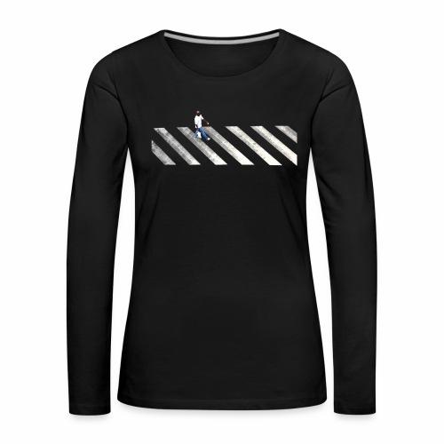 Stripes - Women's Premium Longsleeve Shirt