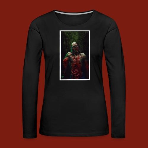 Zombie's Guts - Women's Premium Longsleeve Shirt
