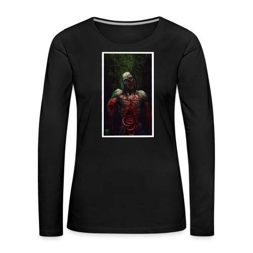 Zombie's Guts - Maglietta Premium a manica lunga da donna