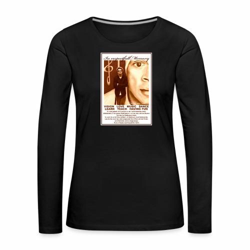Jak R.i.F. - Frauen Premium Langarmshirt