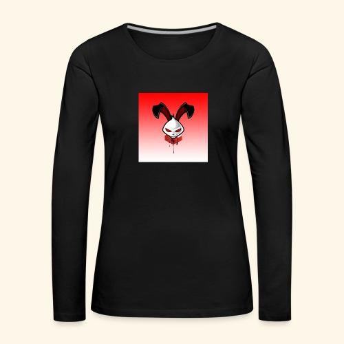 Magliette & Accessori - Maglietta Premium a manica lunga da donna