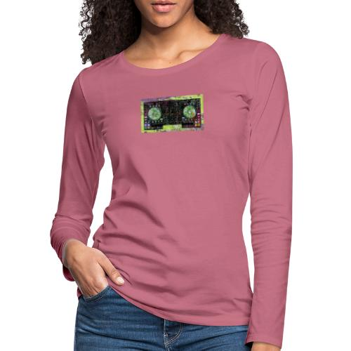 Dj design gifts - Women's Premium Longsleeve Shirt