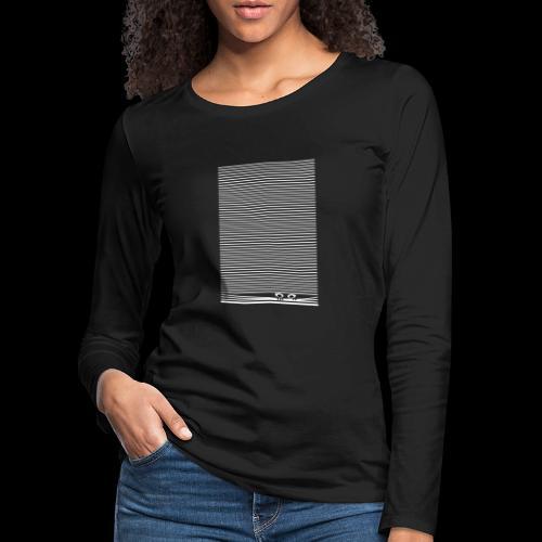 icu - Frauen Premium Langarmshirt