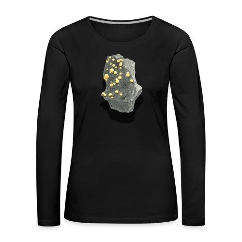 Kugelcalcit - Frauen Premium Langarmshirt