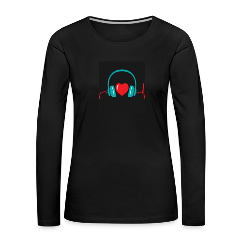 Victoria Sowinska - Women's Premium Longsleeve Shirt
