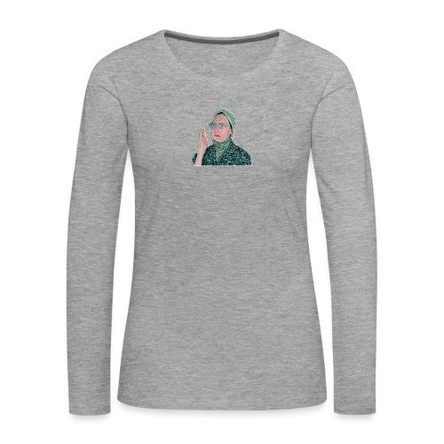 madam1 - Women's Premium Longsleeve Shirt