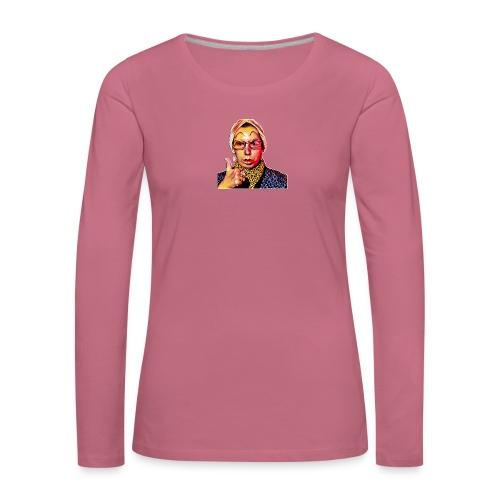 Madam2 - Women's Premium Longsleeve Shirt