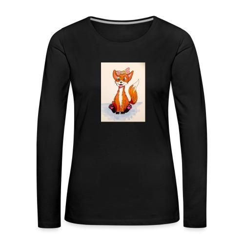 7095A012 2DFD 428F A704 98066BE12671 - Women's Premium Longsleeve Shirt