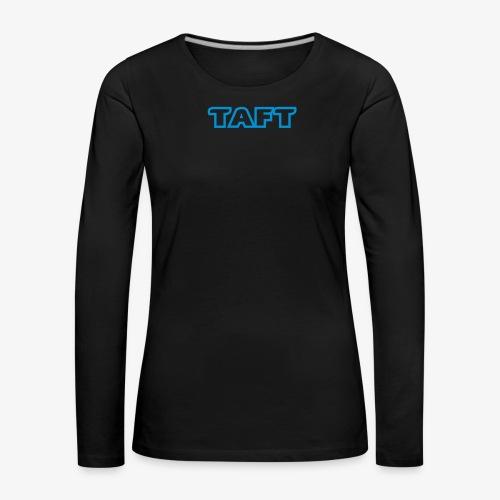 4769739 125264509 TAFT orig - Naisten premium pitkähihainen t-paita