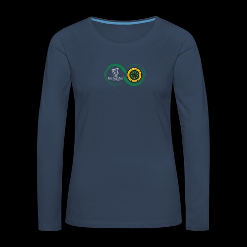 Harp and French CSC logo - T-shirt manches longues Premium Femme