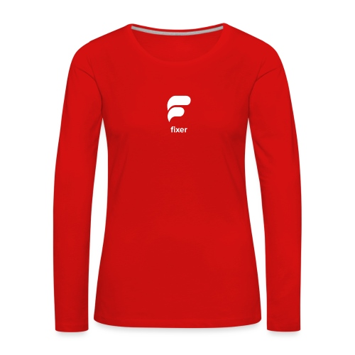 Fixer - Super Fan - Women's Premium Longsleeve Shirt