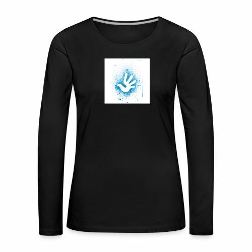 T Shirt 3 - T-shirt manches longues Premium Femme