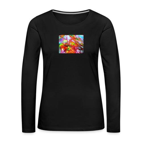 abstract 1 - Women's Premium Longsleeve Shirt