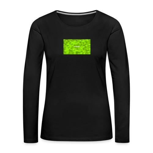 Triffcold Design - Frauen Premium Langarmshirt